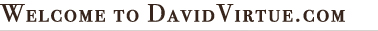Welcome to David Virtue Jewelry