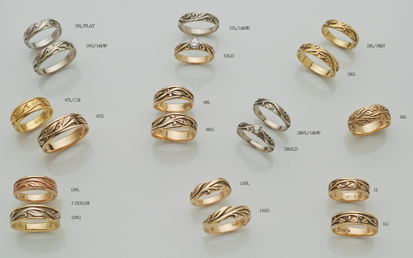 David P Virtue Rings